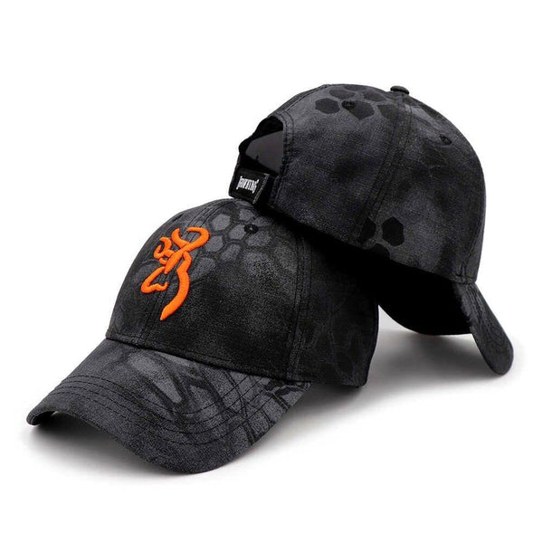 Browning Black Camo Cap