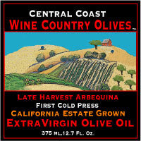 Arbequina Extra Virgin California Olive Oil