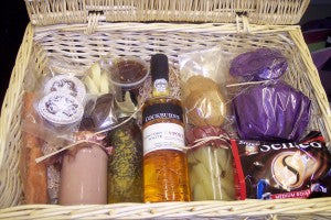 Pudding Pie Hampers