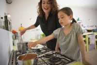 Parent & Child Cookery