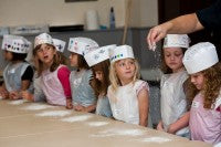 School Holiday Cookery