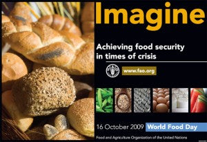 World Food Day 2009
