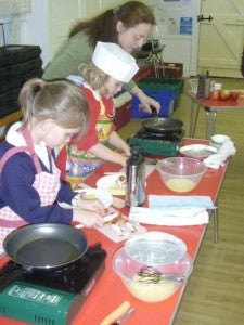 Brize Norton Cookery Club