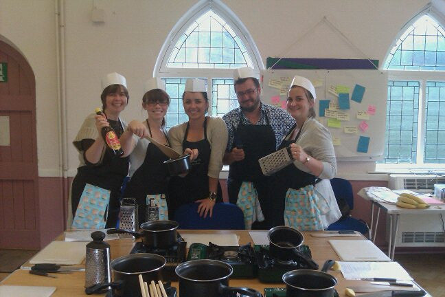 Corporate Cookery Days & Team Building Events