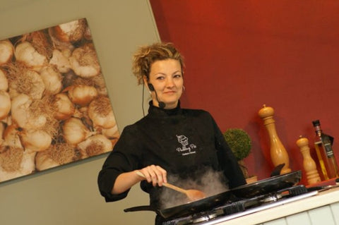 Mobile Cookery Demonstrations