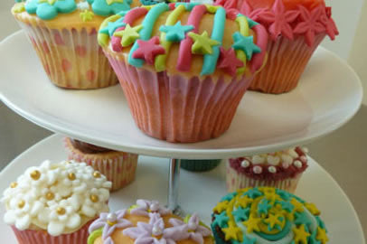 Children's Cupcake Cooking Parties