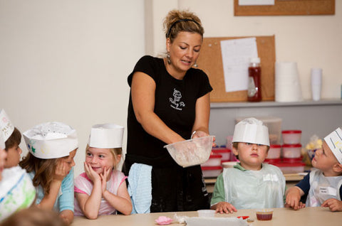 Children's School Holiday Cookery Classes