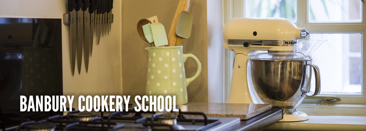 Banbury Cookery School, cookery classes and cooking parties