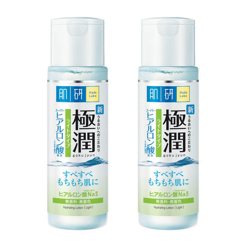 HADA LABO SHA Lotion 170ml (LIGHT) Pack of 2