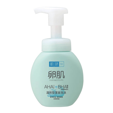 HADA LABO AHA+BHA Foaming Wash 160ml
