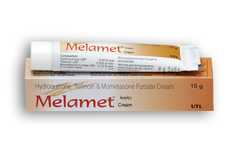 Melamet 3 Way Cream
