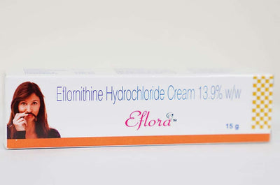 Eflora Cream Eflornithine Hydrochoride