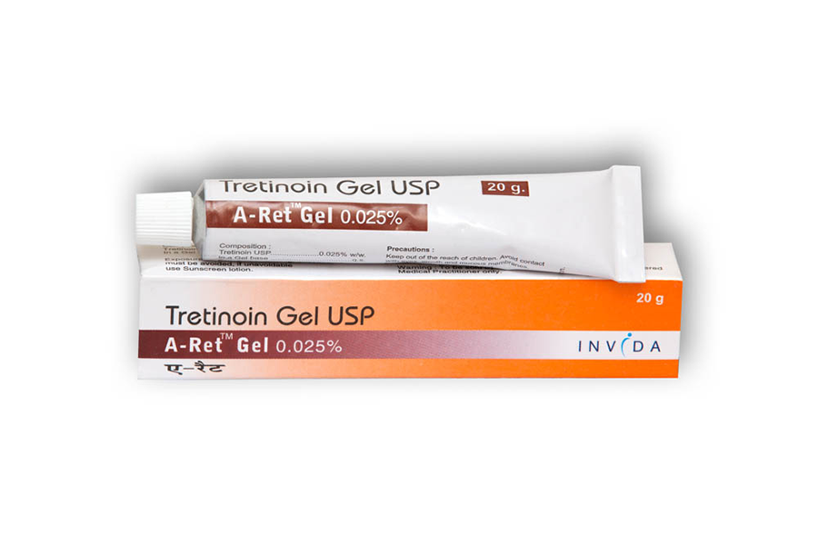 tretinion gel 0.025%