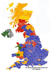 UK Parliamentary Map