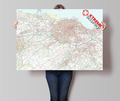 Franchise Territory Mapping with Postcodes
