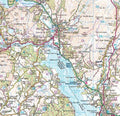 A closer look at the Lake District National Park Wall Map