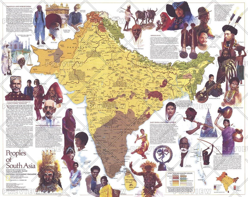 Peoples of South Asia  -  Published 1984