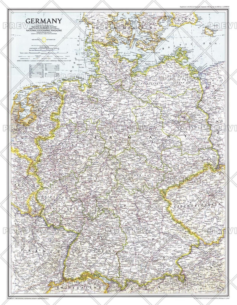 Germany  -  Published 1991