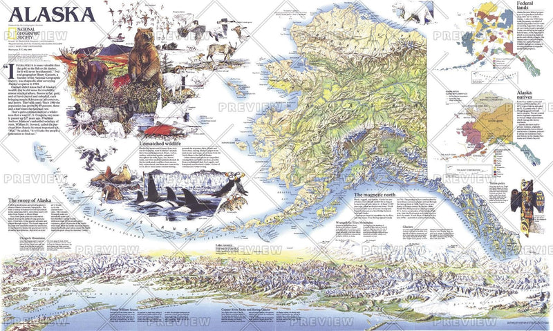 Alaska Theme - Published 1994