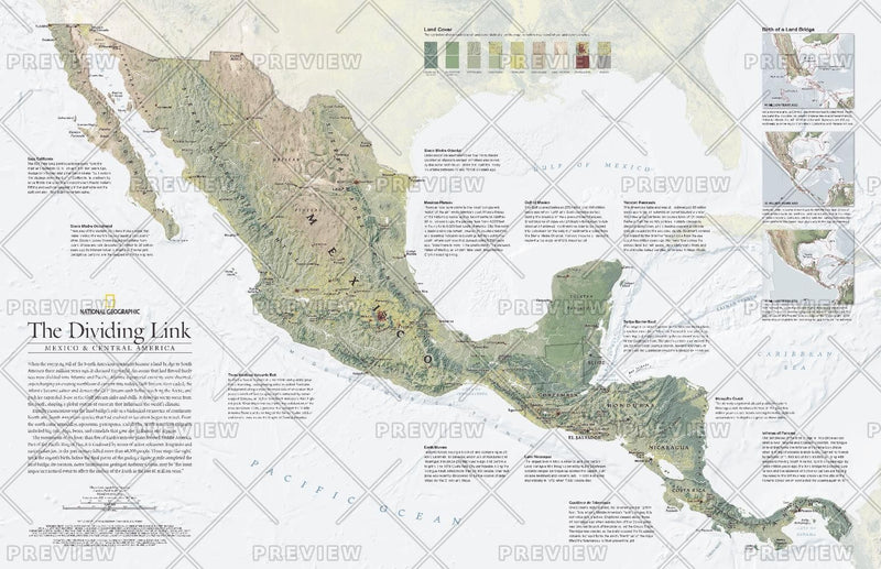 The Dividing Link, Mexico and Central America - Published 2007
