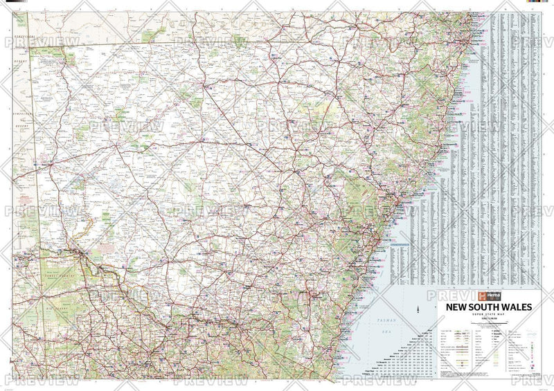 New South Wales Supermap