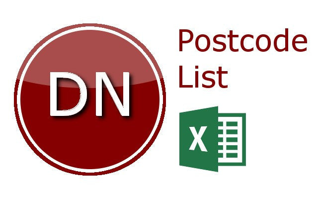 Doncaster Postcode Lists