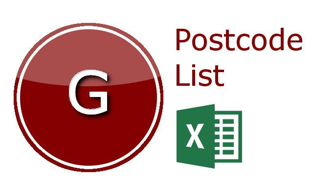 Glasgow Postcode Lists