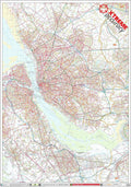 Liverpool Area Postcode Map Sheet