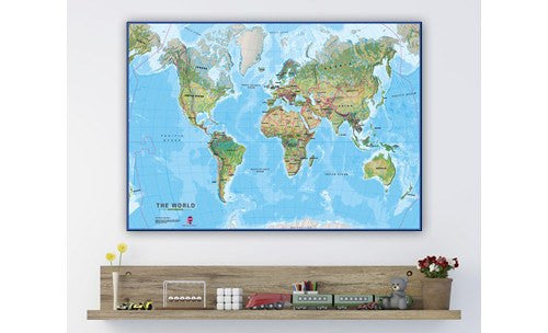 World map motion poster night day map logic world map motion poster day view gumiabroncs Gallery