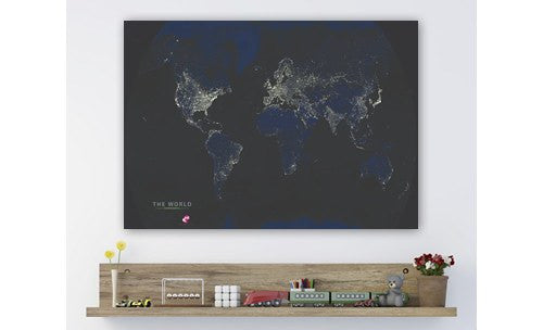 World map motion poster night day map logic gumiabroncs Images