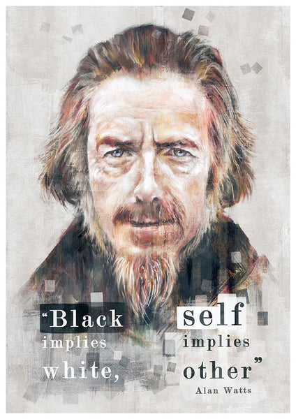 Alan Watts Tribute #5 with-text