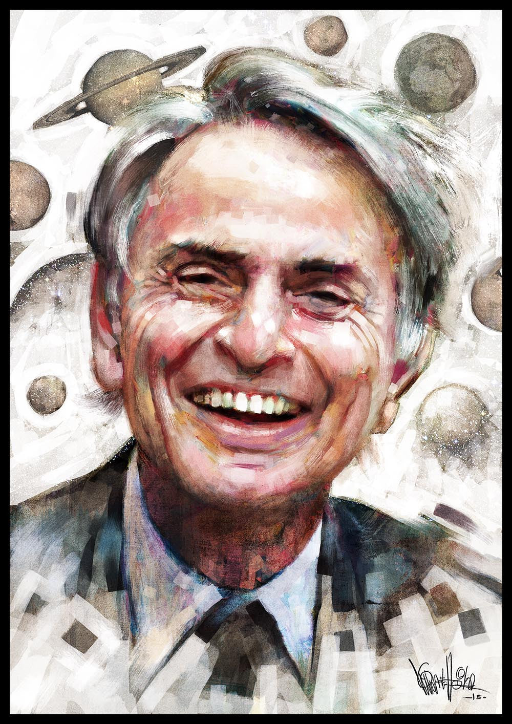 Carl Sagan Tribute #1