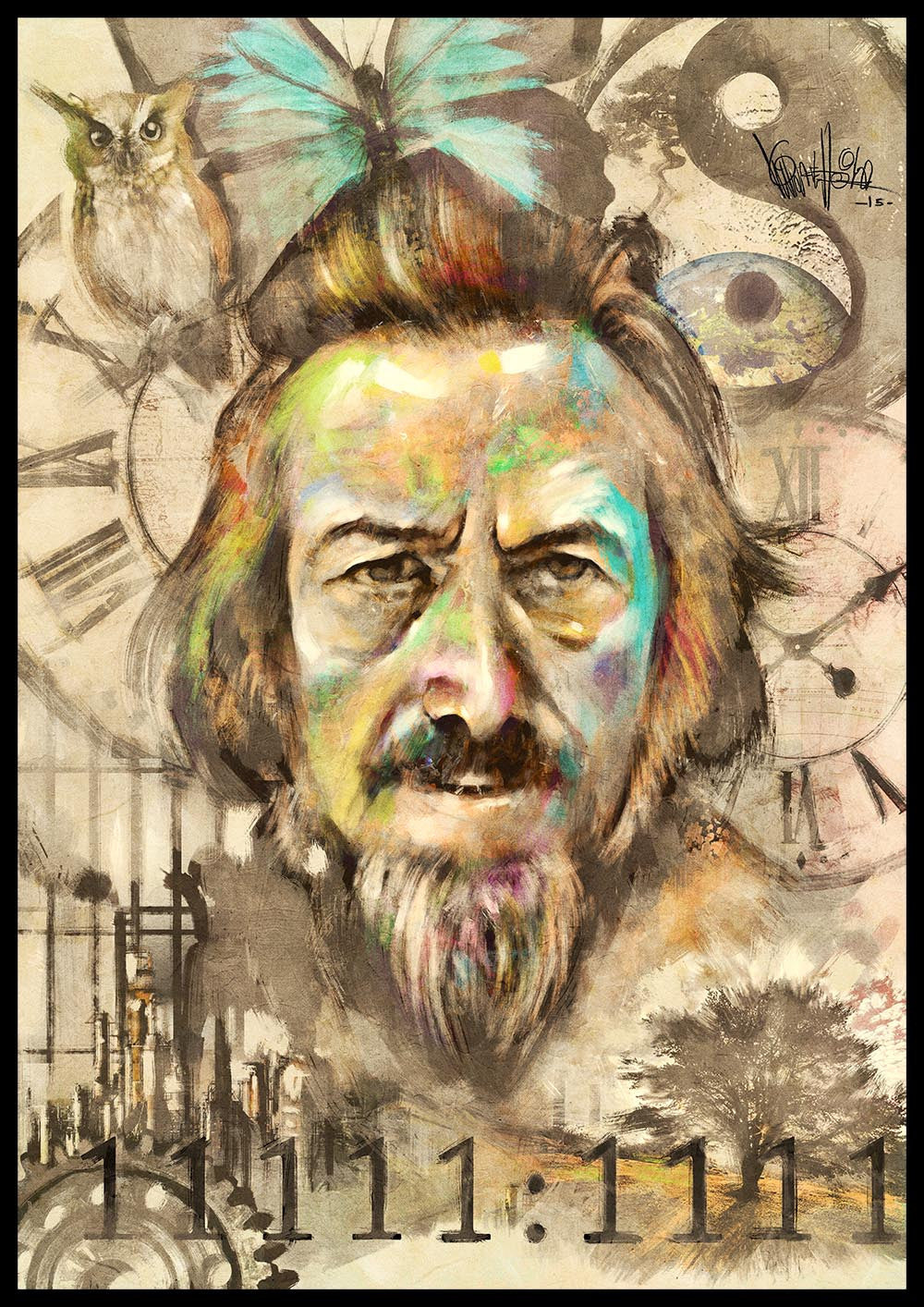 Alan Watts Tribute #4