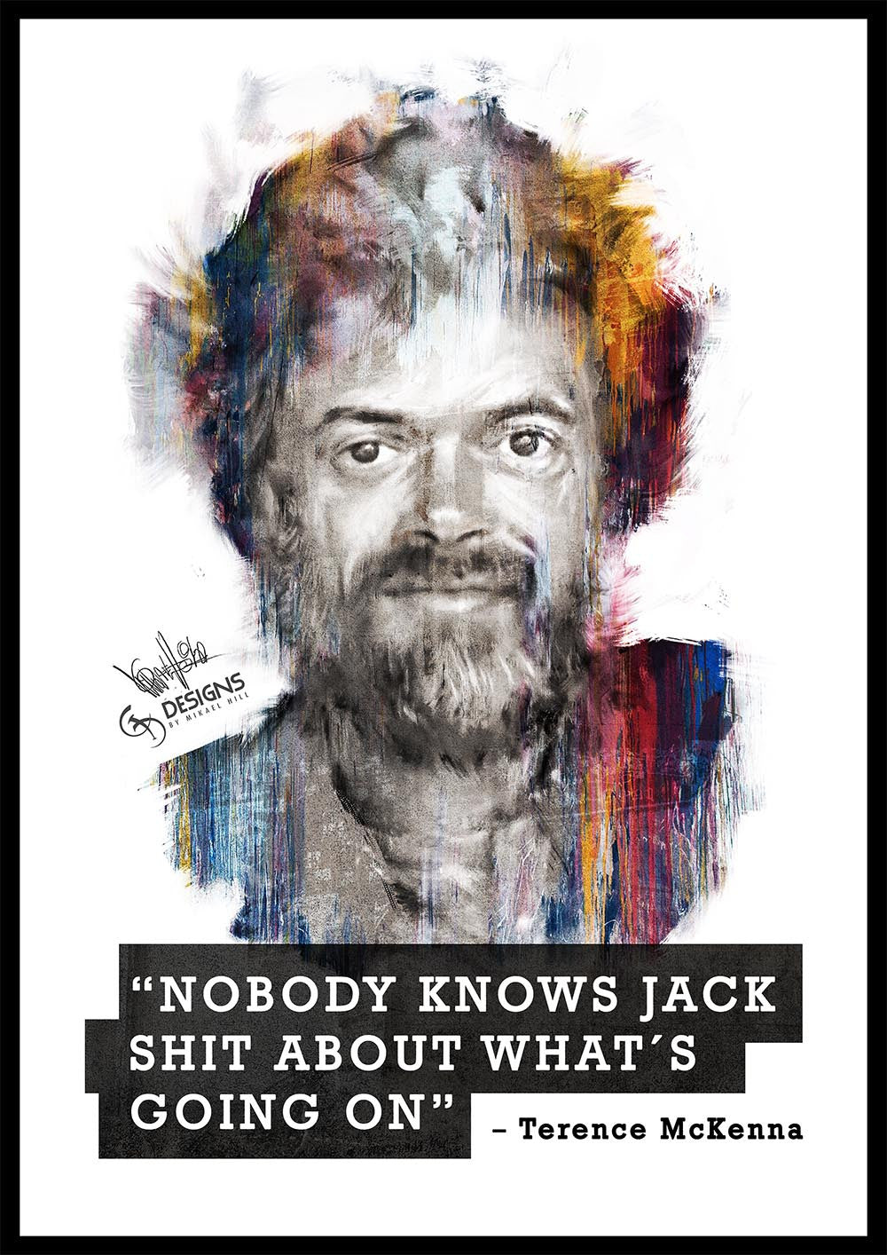 Terence McKenna Tribute #2
