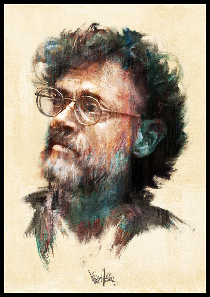 Terence Mckenna Art >> Terence Mckenna Tribute 3