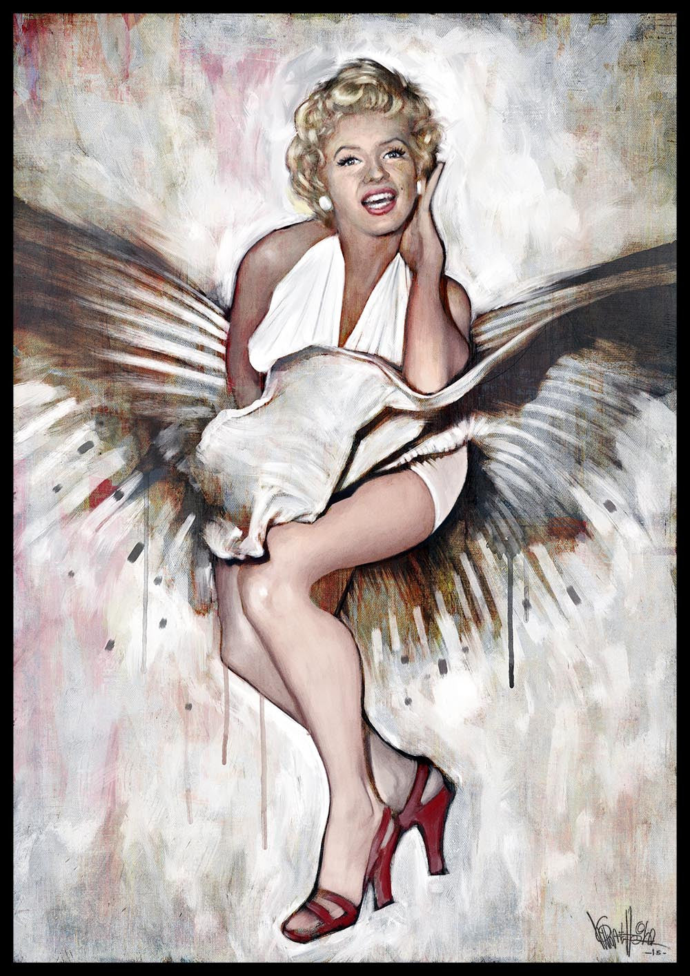 Marilyn Monroe Tribute #1