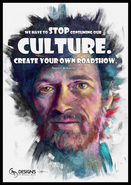 Terence McKenna Tribute #1