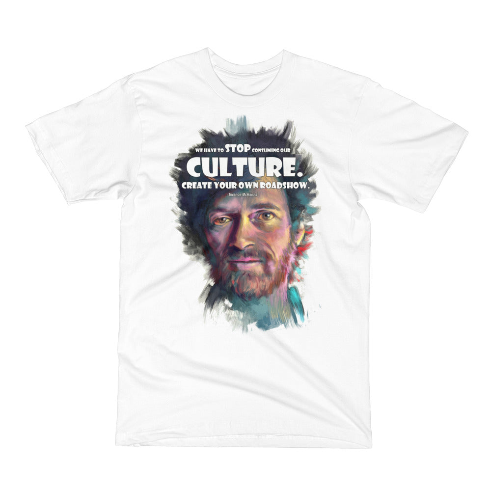 Terence McKenna #1 Men's Short Sleeve T-Shirt