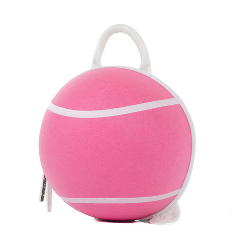 pink childrens tennis bag
