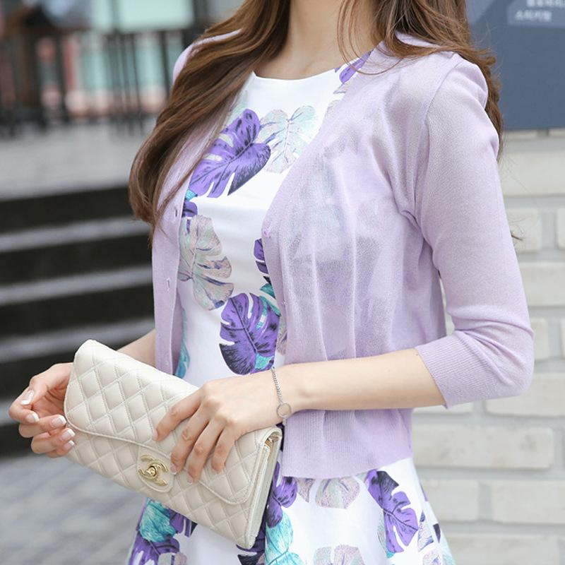 Long Sleeve Jacket Light Purple