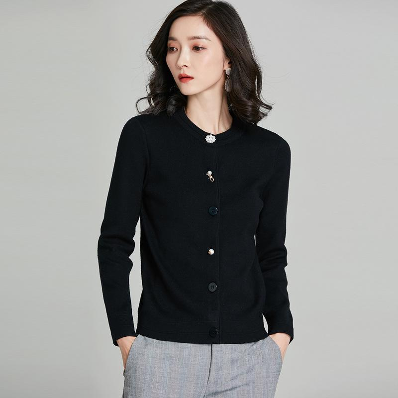 Long Sleeved Jacket Black