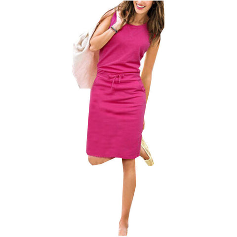 Casual Vestidos Dress