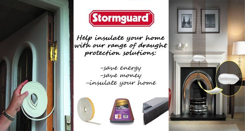 Stormguard Draught Excluders Virtual Plastics Ltd