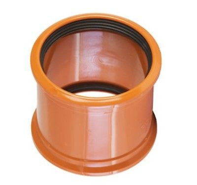 Underground Drainage - Joints and Bends from Polypipe - Virtual Plastics Ltd.