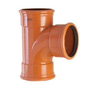 Underground Drainage 110mm from Polypipe - Virtual Plastics Ltd.