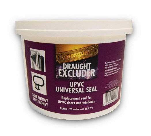 Stormguard UPVC Universal Seal from Stormguard - Virtual Plastics Ltd.