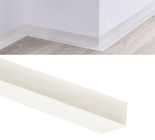 Flexible Skirting Board - Self Adhesive Angle Trim
