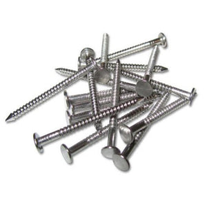 Stainless Steel Cladding Fixing Pins from Eurocell - Virtual Plastics Ltd.