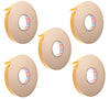 Double Sided Foam Tape - 5mm x 12m - White from Eurocell - Virtual Plastics Ltd.