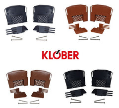 Klober Dry Verge Starter Kits - Eaves Closure and Ridge End Caps Pack